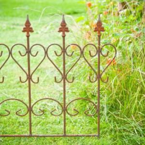 Gartendeko rost herz floristikvergleich for Gartendeko rost herz