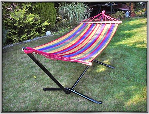 h ngematte f r garten h ngeliege 100x200cm p 45. Black Bedroom Furniture Sets. Home Design Ideas