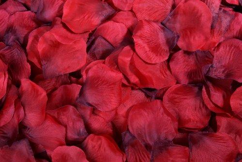 flomans 400 rote rosenbl ten rosenbl tter streublumen hochzeit deko valentinstag fasching. Black Bedroom Furniture Sets. Home Design Ideas