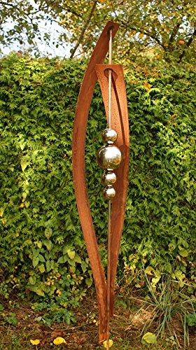 Gartendeko skulptur petra rost garten deko skulpture for Gartendeko rost herz